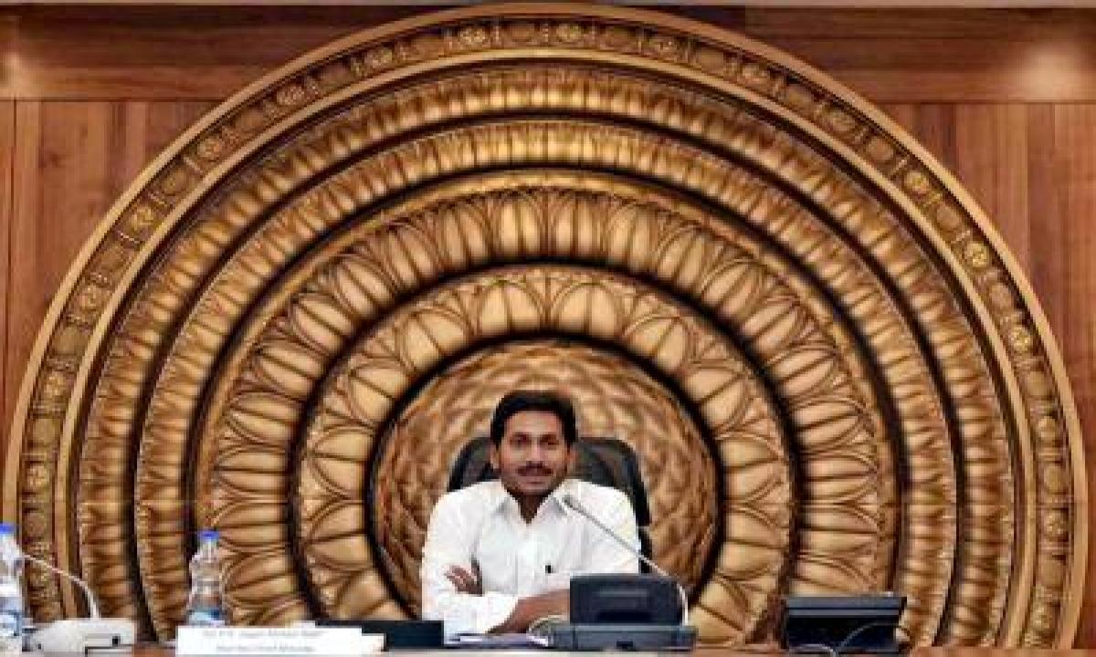 Jagan Garnered Rs 34k Cr Investment, Employed 1.3l In 2 Yrs: Ysrcp-TeluguStop.com