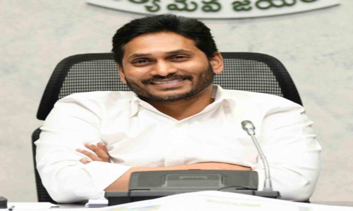 Jagan Mourns Death Of Veteran Telugu Journalist K. Amarnath-TeluguStop.com