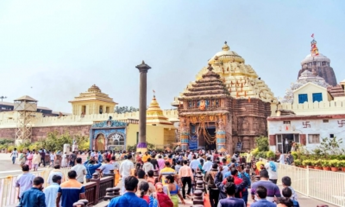 Jagannath Temple In Puri To Reopen For Devotees From Aug 16-TeluguStop.com