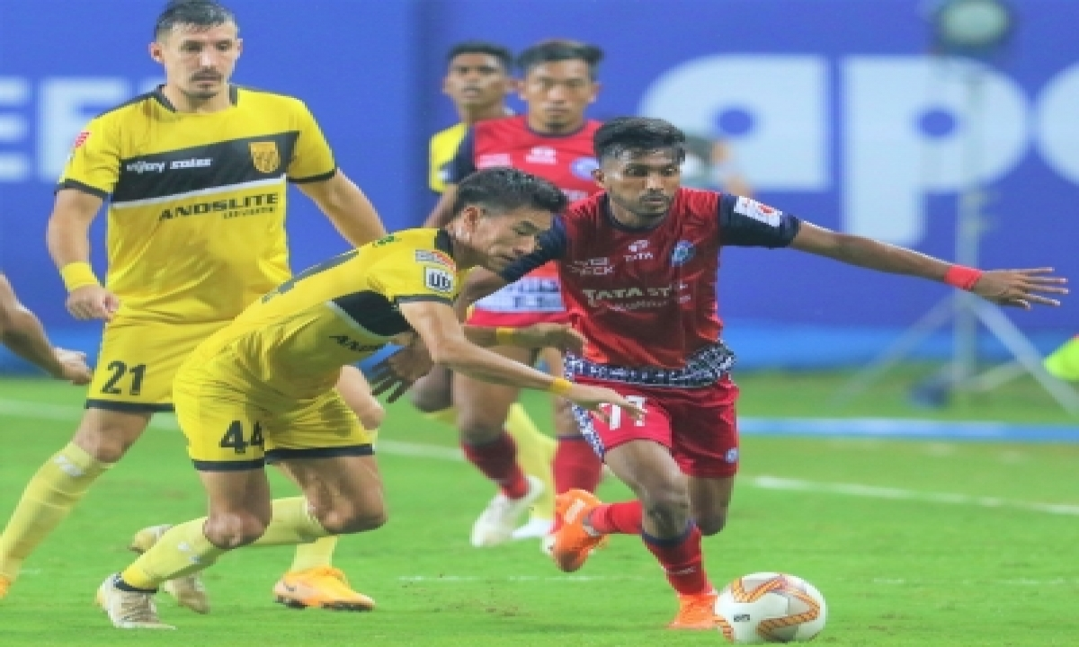 TeluguStop.com - Jamshedpur End String Of Defeats With 0-0 Draw Vs Hyderabad
