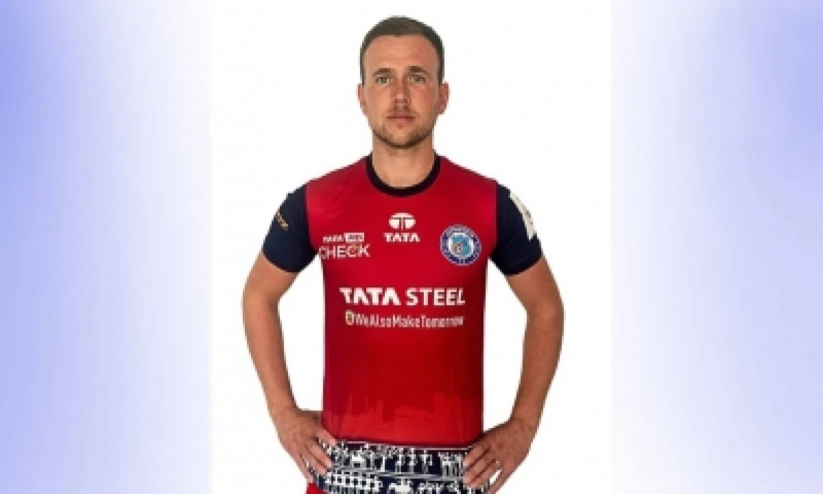 Jamshedpur Fc To Aim For Top-four Finish In Isl This Season: New Signing Stewart-TeluguStop.com