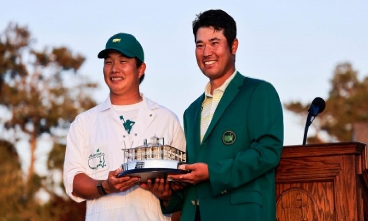 Japan In 'jubilant Mood' As Hideki Matsuyama Wins Masters Title-TeluguStop.com