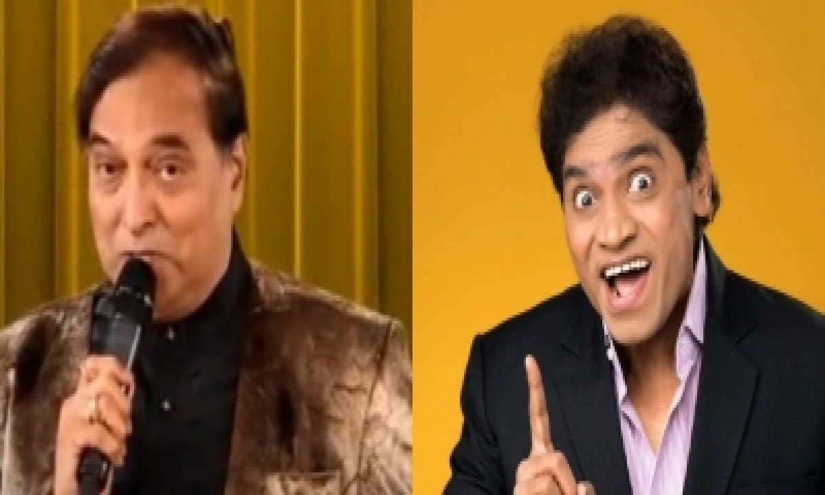 Johnny Lever Is Smiling Because Comedy Is Now Serious Business-TeluguStop.com