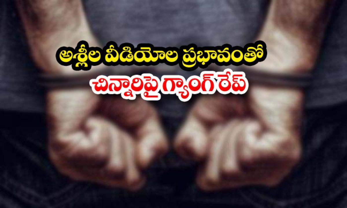 Kakinada Ramu Siva Kites Sankranthi-అశ్లీల వీడియోలు ప్రభావంతో చిన్నారి పై గ్యాంగ్ రేప్…-Latest News - Telugu-Telugu Tollywood Photo Image-TeluguStop.com
