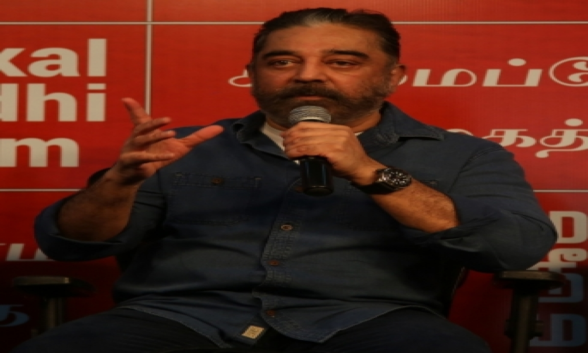 Kamal Haasan Asks Party Cadre To Participate In Gram Sabhas-TeluguStop.com
