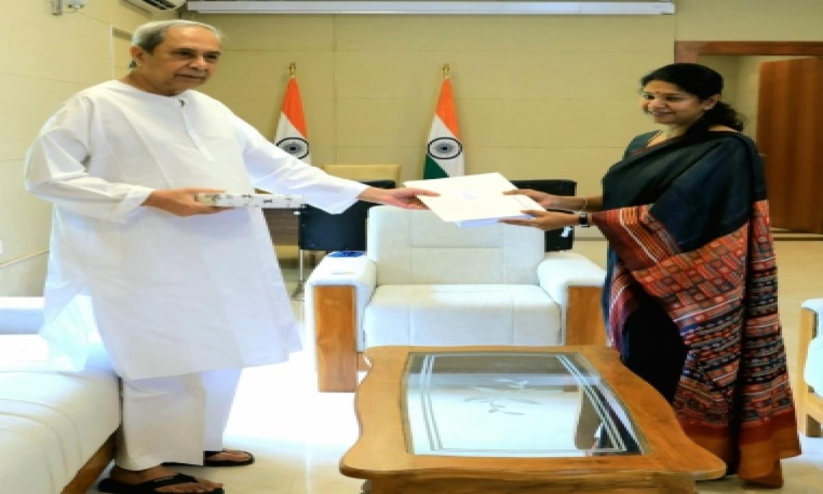 Kanimozhi Meets Odisha Cm, Hands Over Stalin's Letter On Neet – Chennai | Tamil | Kollywood News | National,education,politics-TeluguStop.com