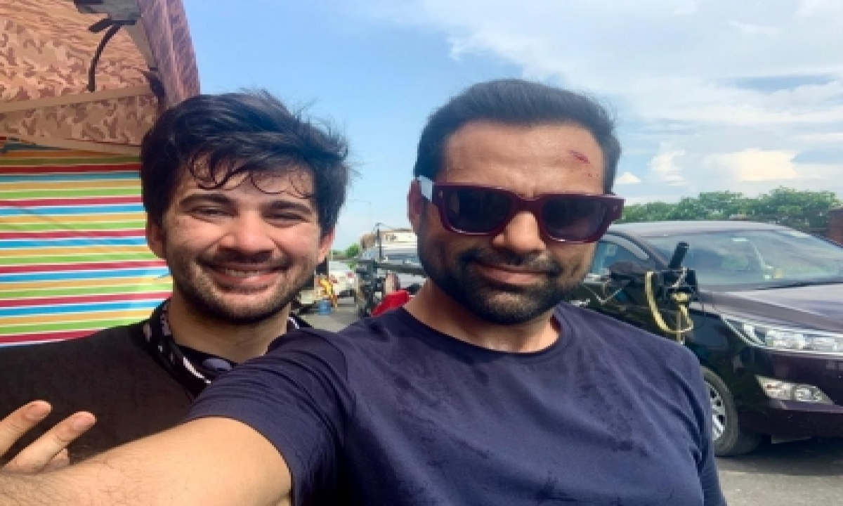 Karan Deol Elated About Working With Uncle Abhay Deol In 'velley'-TeluguStop.com