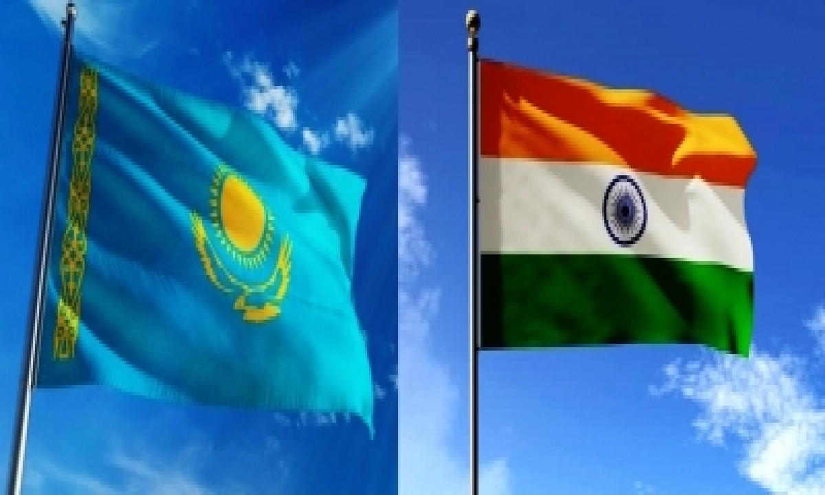 Kazakh Defence Minister In India To Strengthen Military Ties-TeluguStop.com