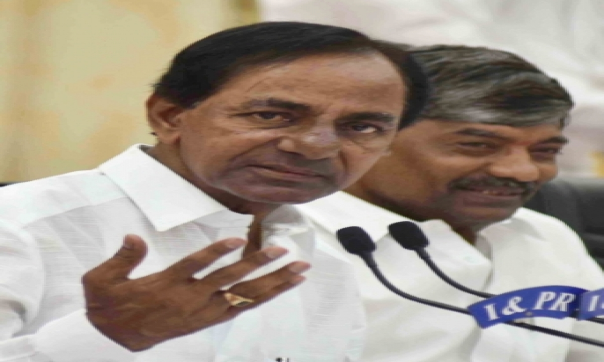 Kcr Was Waiting For Right Time To Strike At Eatala-TeluguStop.com