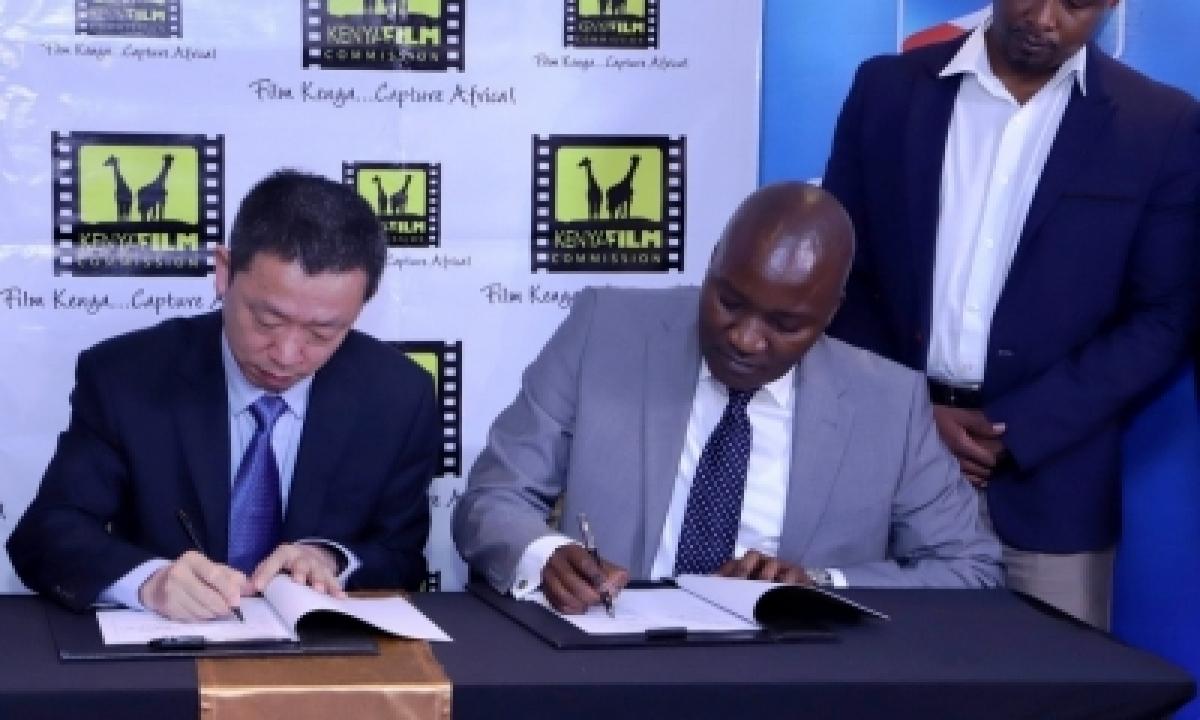 Kenya Mulls To Co-produce Films With China-TeluguStop.com