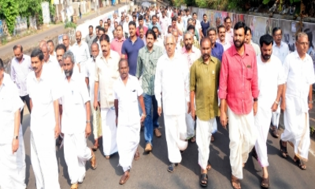 Kerala: Left Front Gets Into Poll Mode, To Take Out 'yatras' In Feb-TeluguStop.com