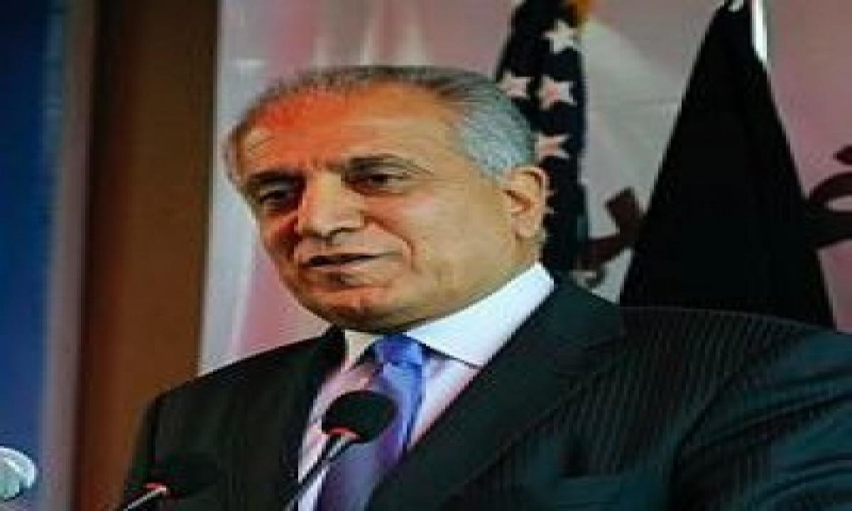 Khalilzad Seeks Pak Military Help To Push Af Peace Forward-TeluguStop.com