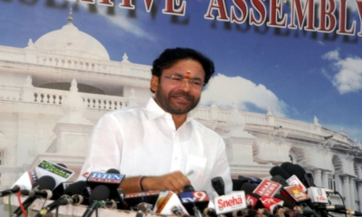 Kishan Reddy Thanks PM For Heritage Site Status To Ramappa Temple-Art/Culture/Books-Telugu Tollywood Photo Image-TeluguStop.com