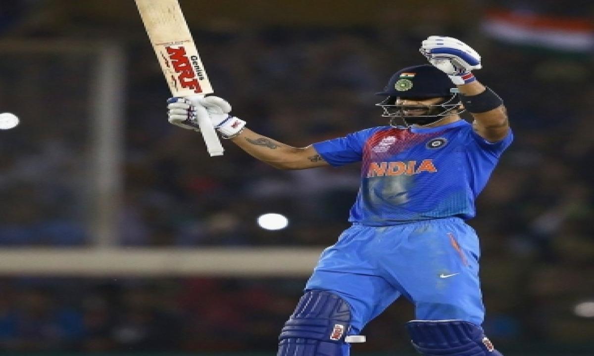 Kohli's Unbeaten Knock In 2016 Crowned 'greatest Moments' Of Men's T20 Wc – Cricket   Bcci   Icc   Ipl News   Sports,cricket-TeluguStop.com