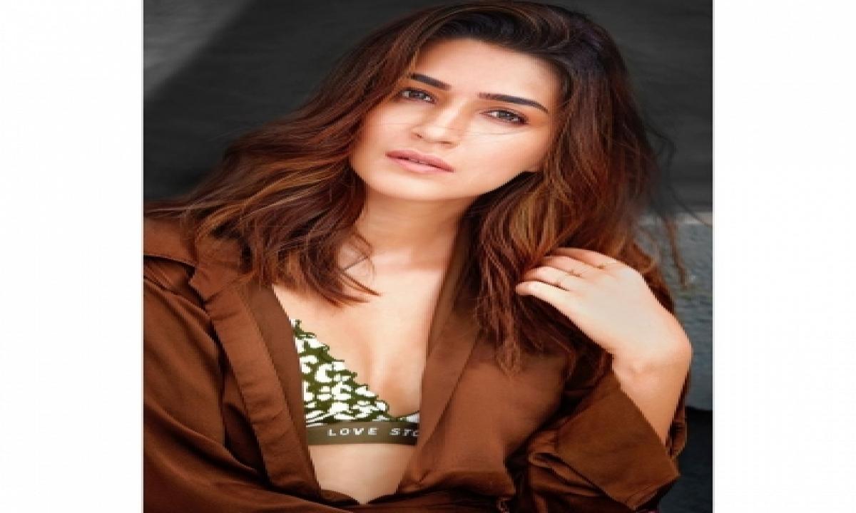 Kriti Sanon Calls Adipurush Her 'most Exciting Project'-TeluguStop.com