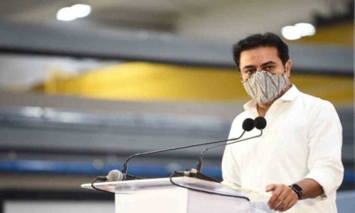 Ktr Challenges Bjp Leader Over Central Funds To Telangana-TeluguStop.com