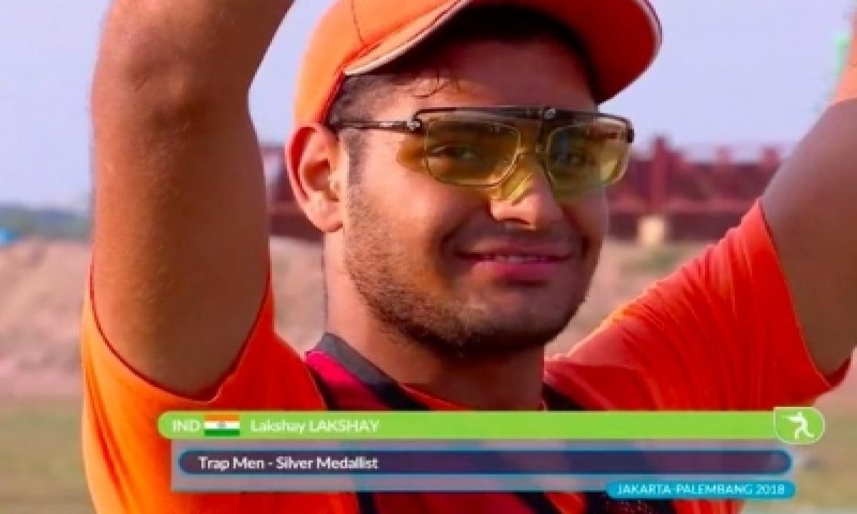 TeluguStop.com - Lakshay Sheoran Sweeps Men's Trap Trials