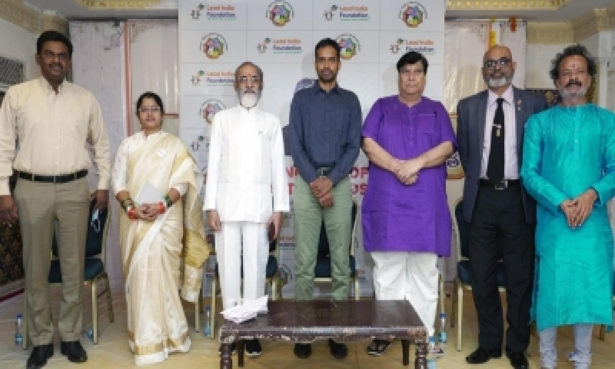Lead India Foundation Plans Network Of National Clubs-General-English-Telugu Tollywood Photo Image-TeluguStop.com