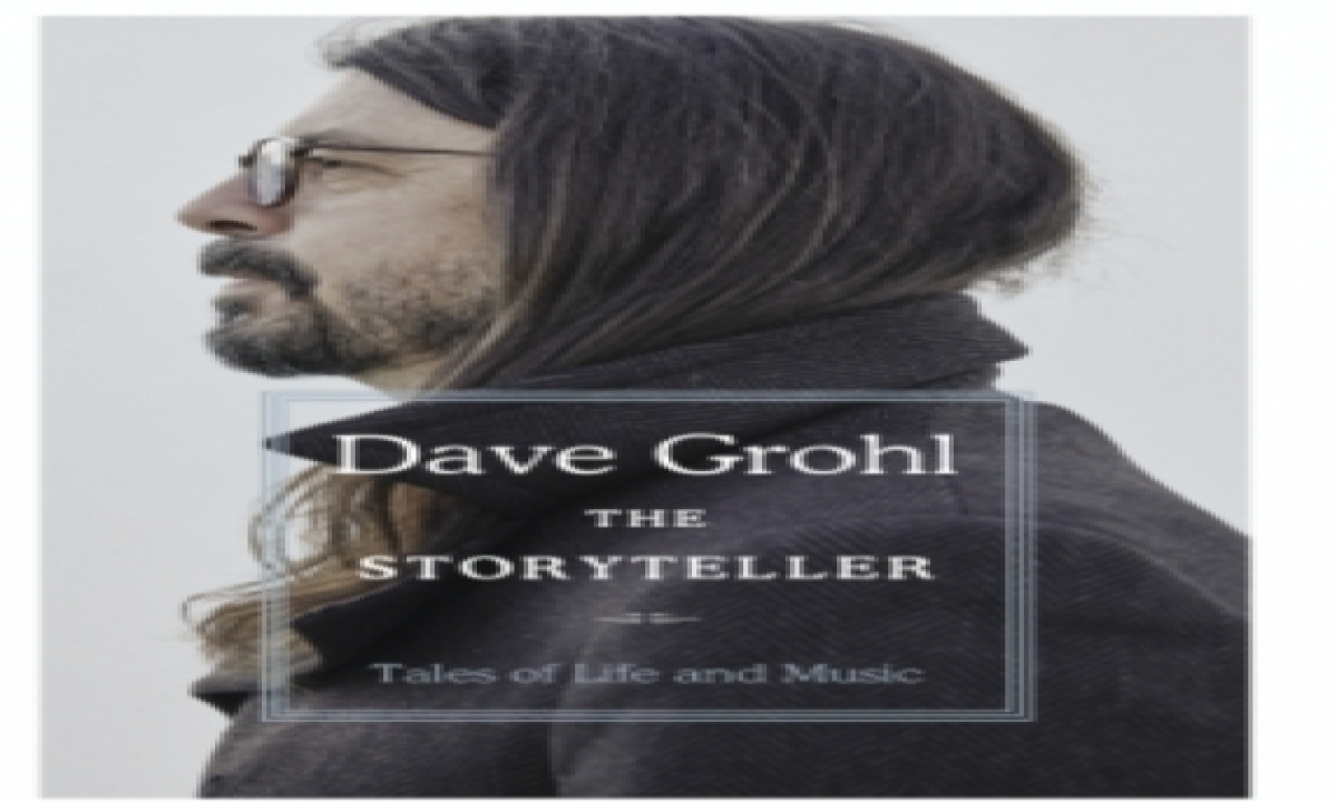 Legendary Musician Dave Grohl's Saga To Come Alive In 'the Storyteller'-TeluguStop.com