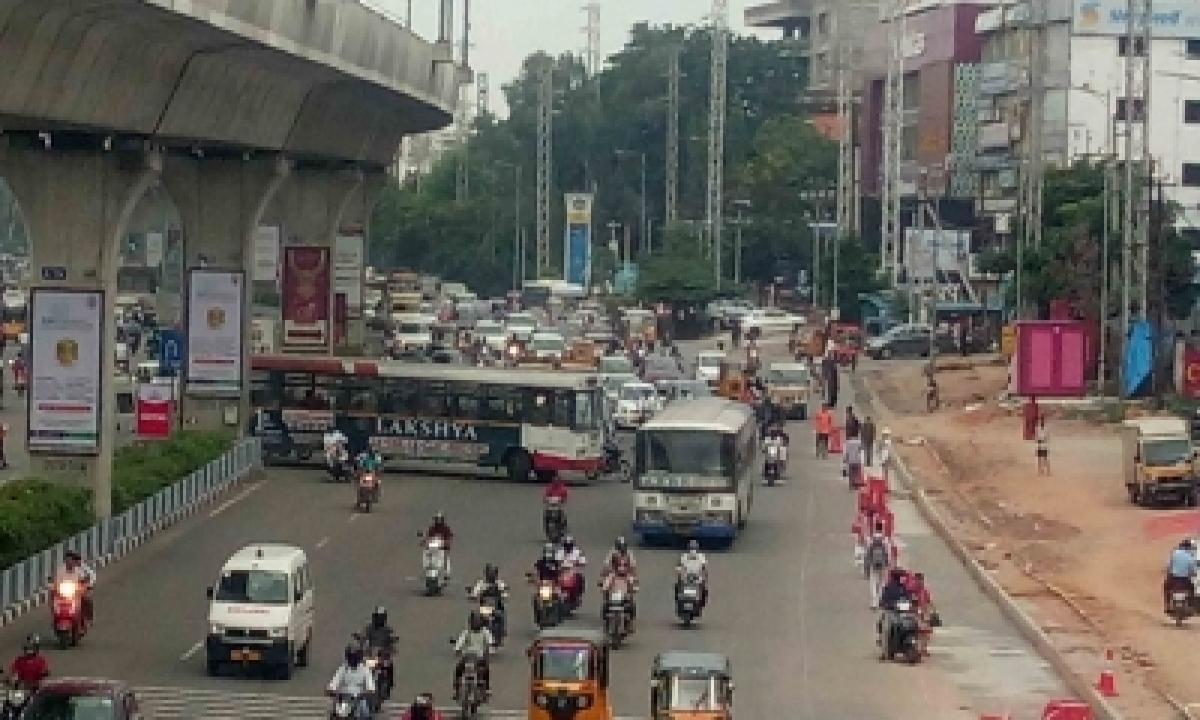 Life Returns To Normal In Telangana After 39 Days Of Lockdown-TeluguStop.com