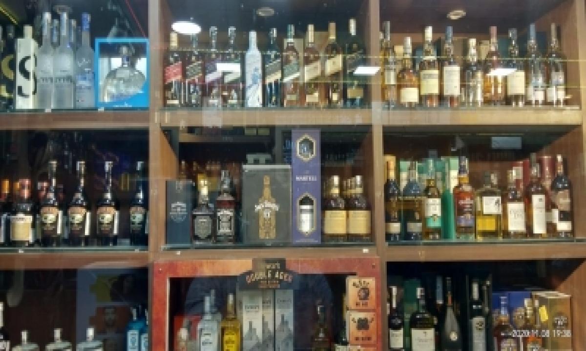 Liquor Smuggling On The Rise In Tamil Nadu-TeluguStop.com