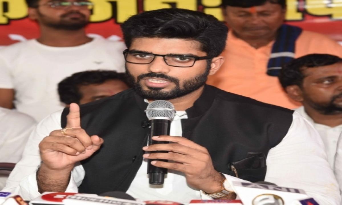 Ljp Mp Prince Raj Booked For Rape-TeluguStop.com