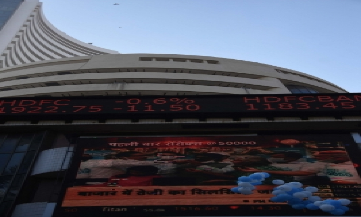 Lockdown Fears Trigger Biggest Crash Of 2021; Sensex Down Over 1,700 Pts (roundup)-TeluguStop.com