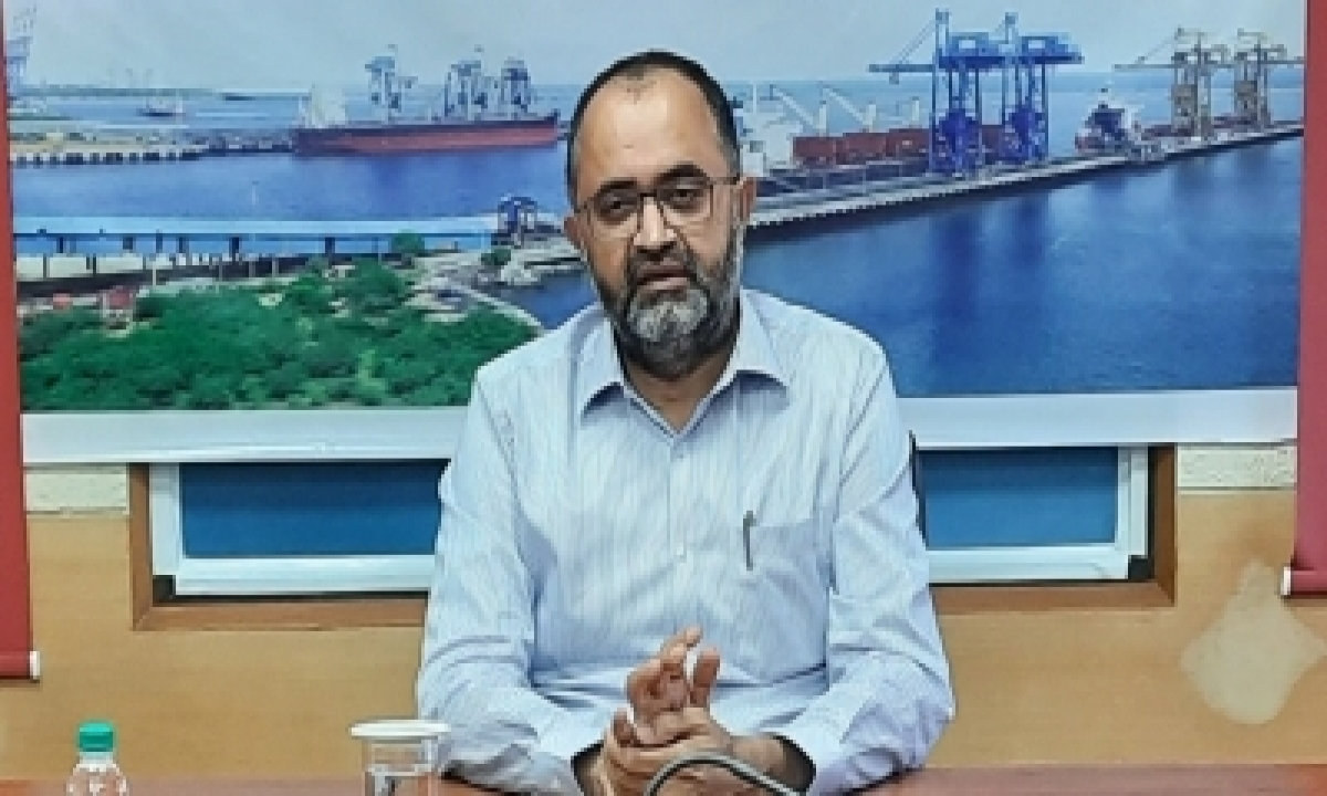 Loss Of Business From Ford India Will Be Compensated With New Clients: Kamarajar Port Cmd-TeluguStop.com