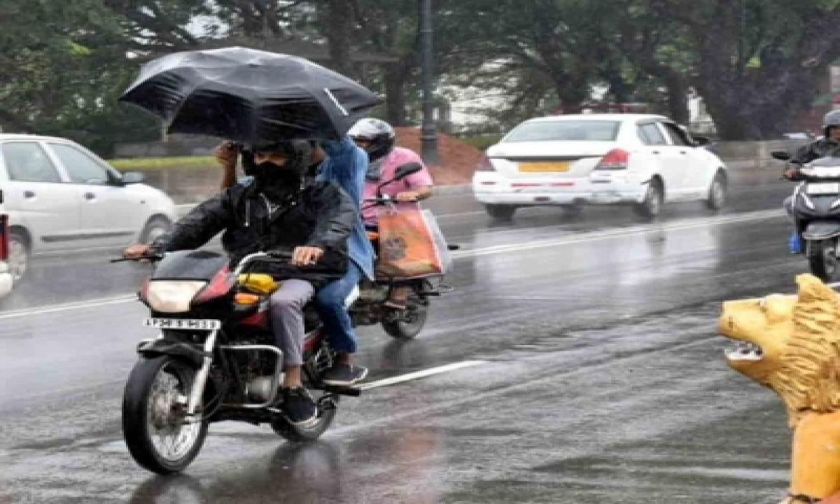 Low Pressure Area Likely Over Northwest Bay Of Bengal-TeluguStop.com