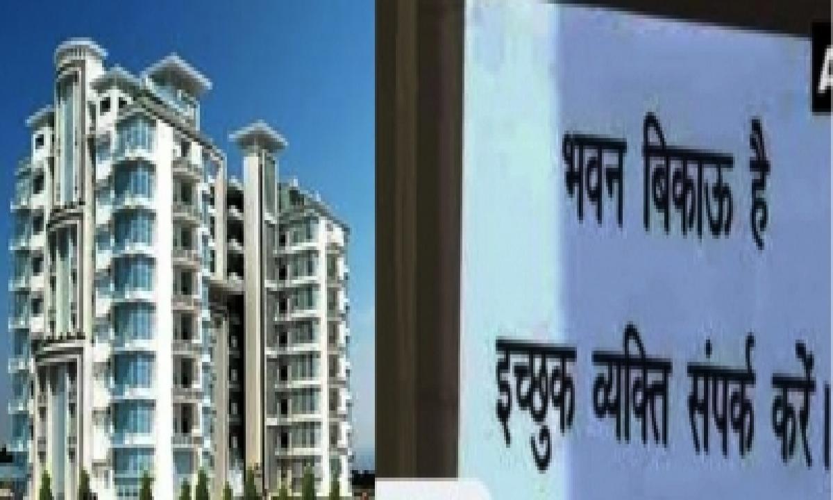 Lucknow Housing Colony Fracas Turns Into Full-blown 'class War'-TeluguStop.com