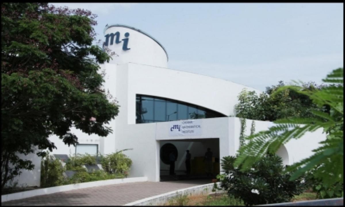 Madhavan Mukund To Be Next Head Of Chennai Mathematical Institute-TeluguStop.com