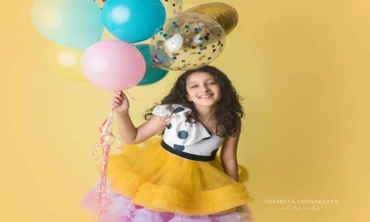 Mahesh Babu Celebrates Daughter Sitara's Birthday, Posts Video-TeluguStop.com