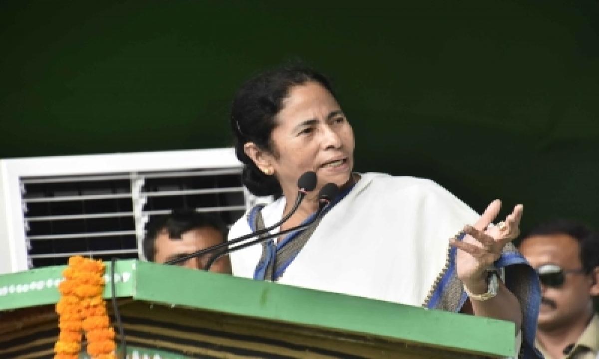 Mamata Again Falls In Bjp Trap Over 'jai Shri Ram' Slogans? (sunday Special)-TeluguStop.com