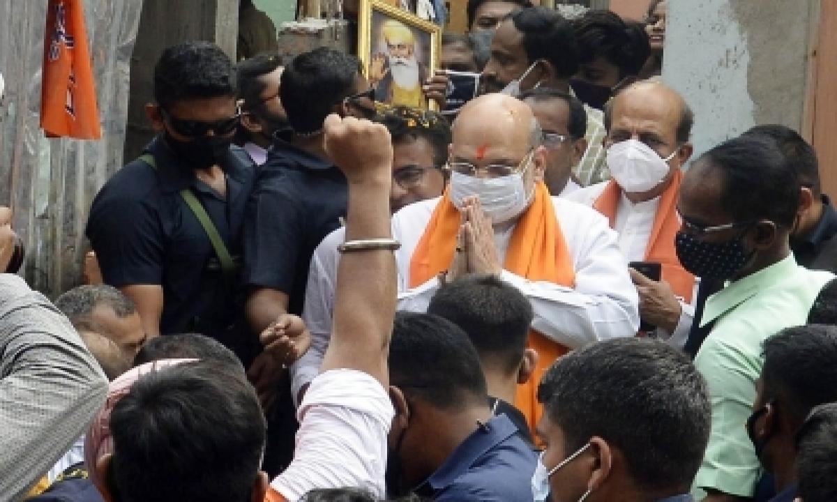 Mamata 'politicising' Cooch Behar Poll Violence: Bjp-TeluguStop.com