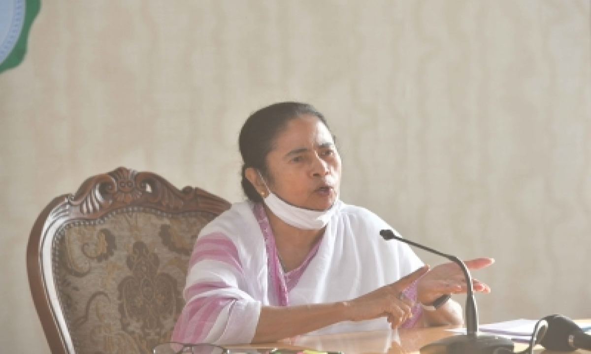 Mamata Suppressed Facts In Her Affidavit, Bjp Complains To Ec-TeluguStop.com