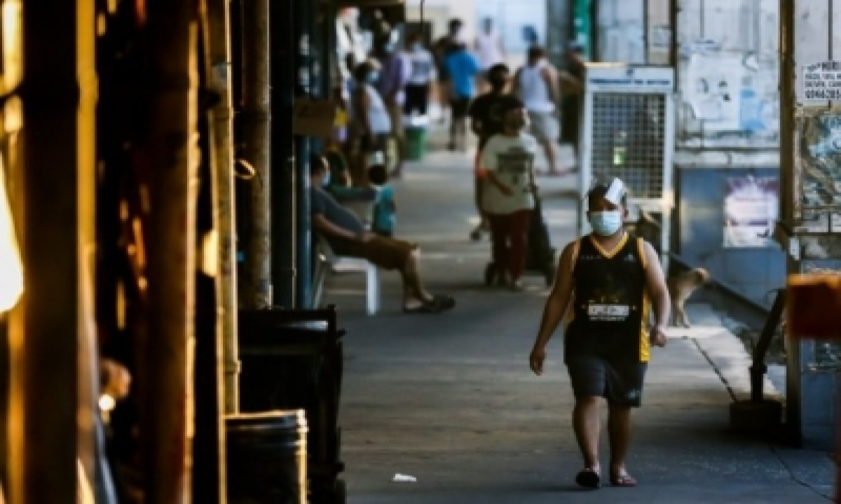 Manila To Ease Lockdown Rules From Saturday – International,politics-TeluguStop.com