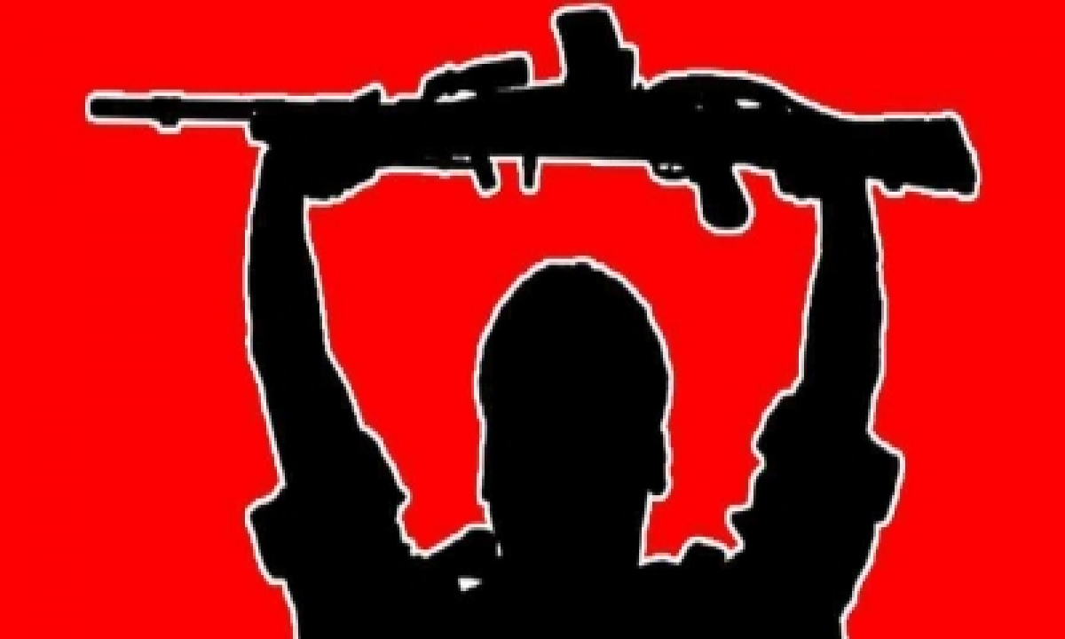 Maoist Killed In Exchange Of Fire With Telangana Police-TeluguStop.com