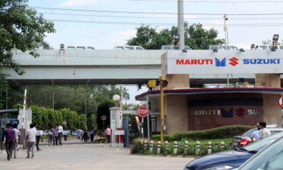 Maruti Suzuki Launches 'mobility Challenge' For Mature Startups-TeluguStop.com