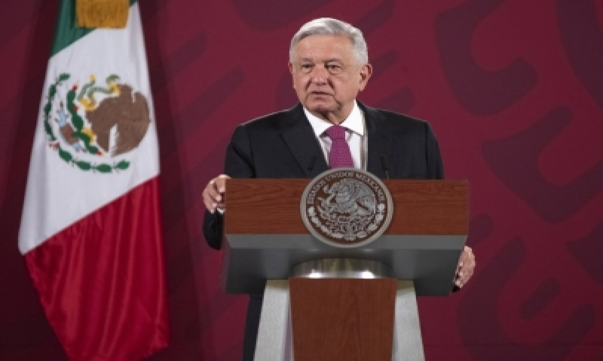 TeluguStop.com - Mexican President Tests Positive For Covid-19