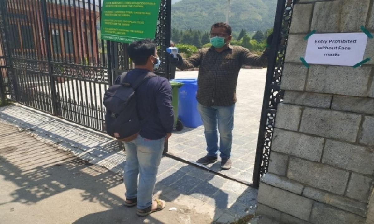 Micro Containment Zones Declared In Jammu-TeluguStop.com