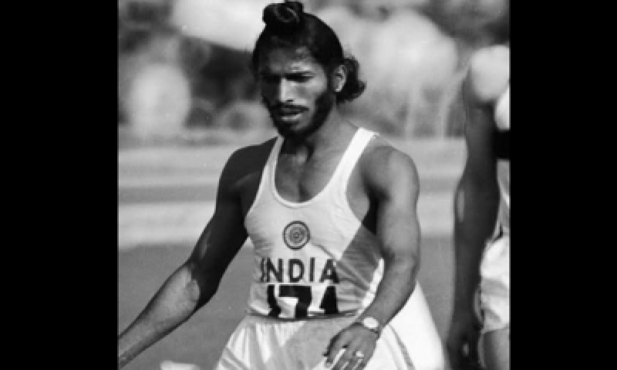 Milkha's Mantra: Cross-country Running, Climbing Hill With Stones-TeluguStop.com