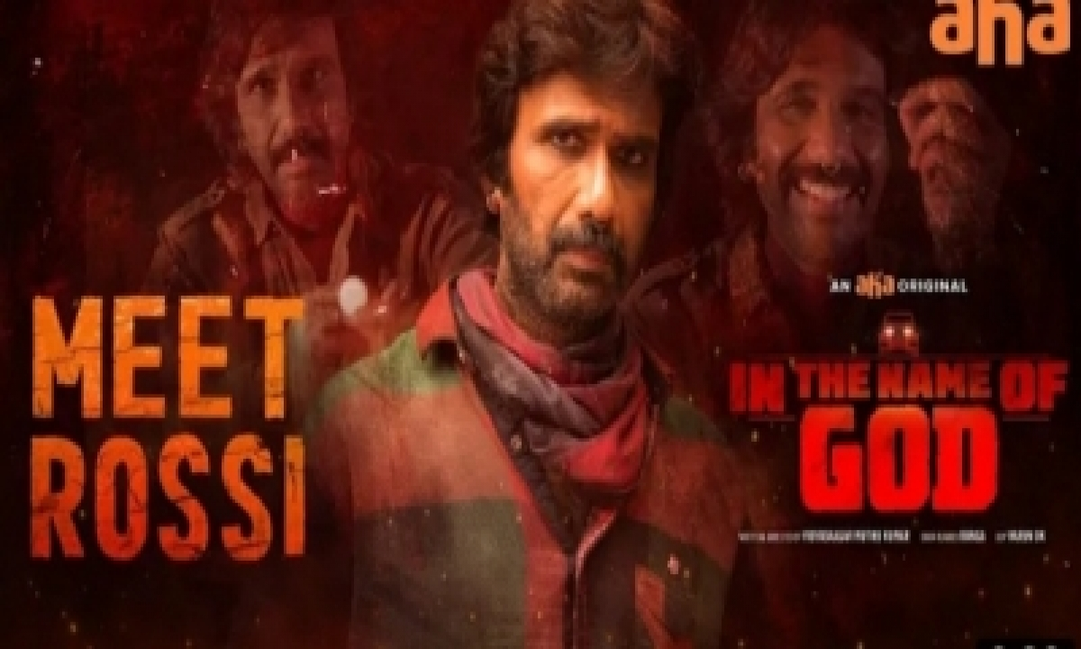 Mohammmad Ali Baig Set To Make Telugu OTT Debut-Cinema/ShowBiz News-Telugu Tollywood Photo Image-TeluguStop.com