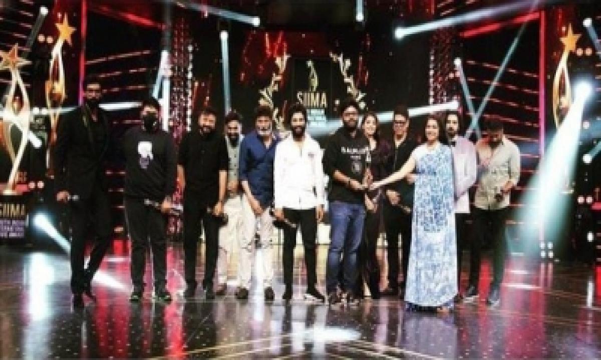 More Awards For Allu Arjun's 'ala Vaikunthapurramuloo', Now Eight At Siima-TeluguStop.com