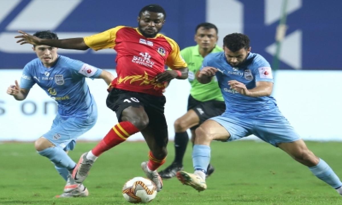 TeluguStop.com - Mumbai City Beat East Bengal 1-0, Extend Unbeaten Run To 11 Games