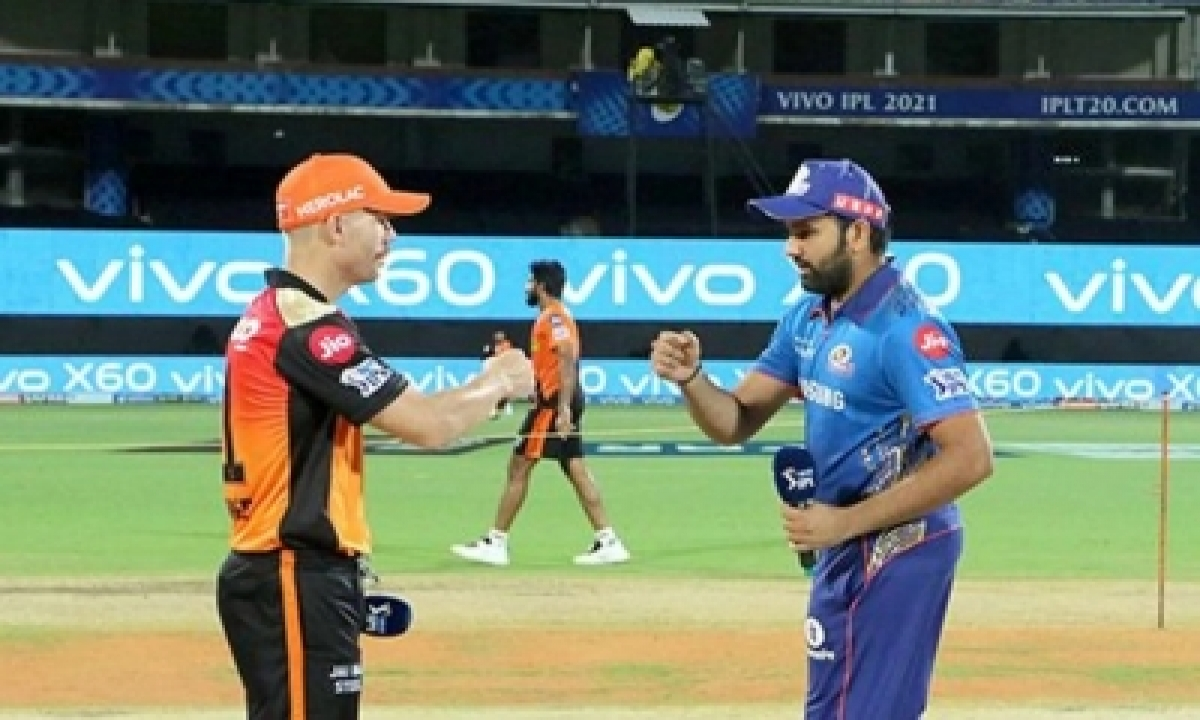 Mumbai Indians Win Toss, Elect To Bat-TeluguStop.com