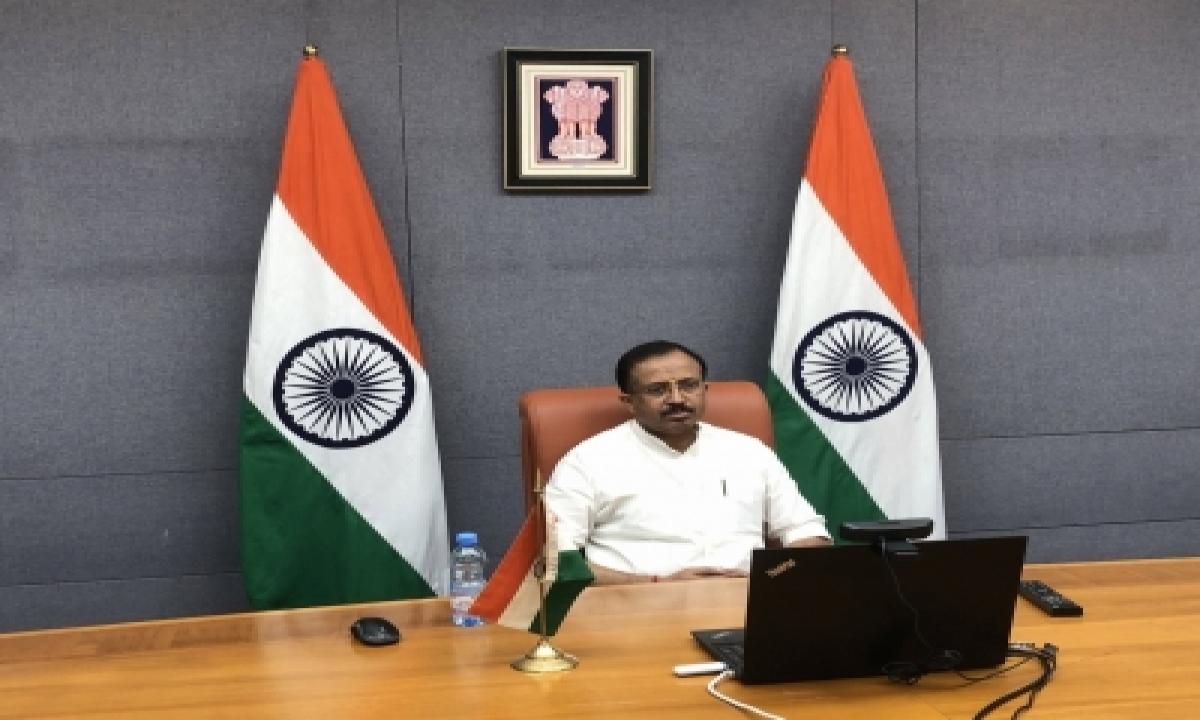 Muraleedharan To Visit Algeria From Sep 15-17-TeluguStop.com