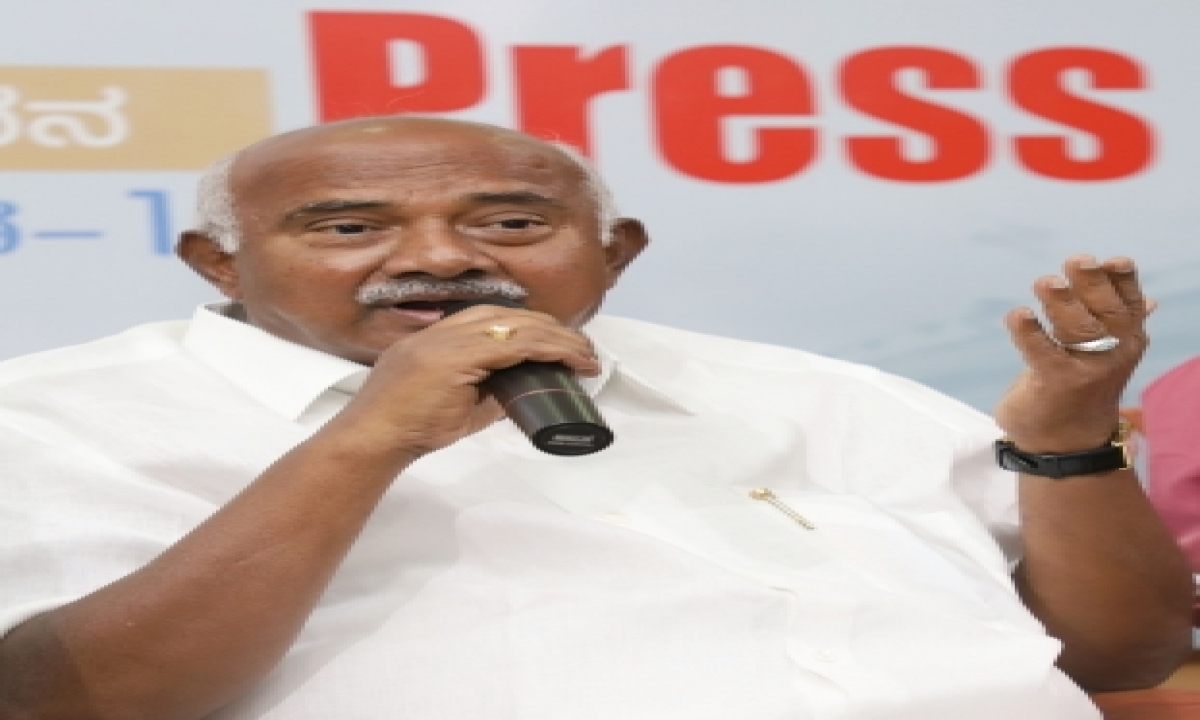 My Book On 'operation Lotus' Will Be Out Soon: K'taka Bjp Leader-TeluguStop.com