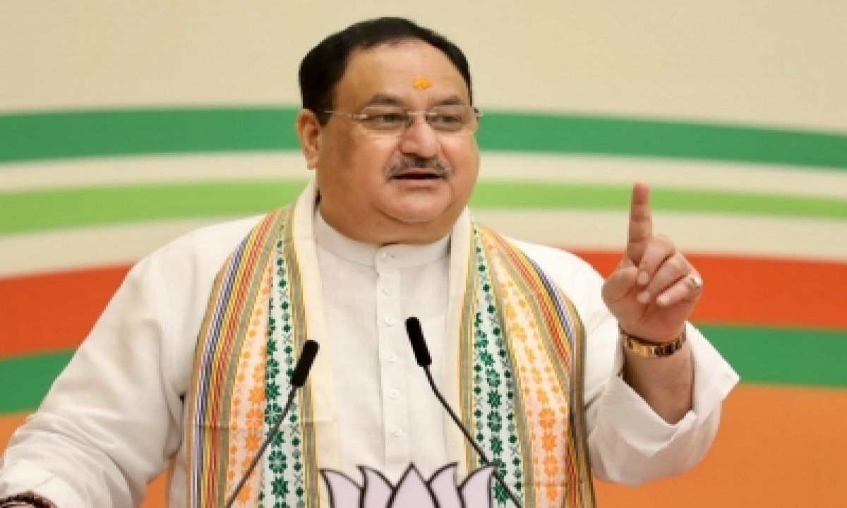 Nadda Gives Tips To Dalit Leaders For Assembly Polls-TeluguStop.com