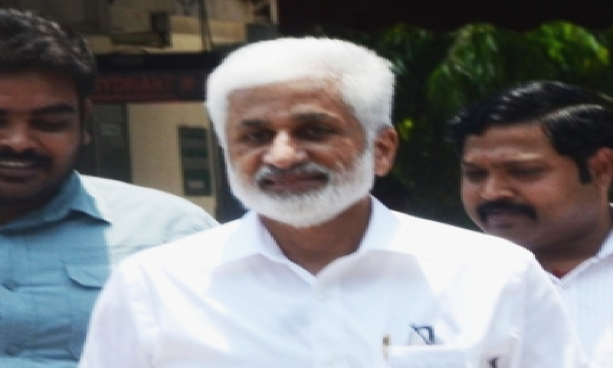 Naidu Deliberately Didn't Appoint Eo In Mansas Trust: Ysrcp-TeluguStop.com