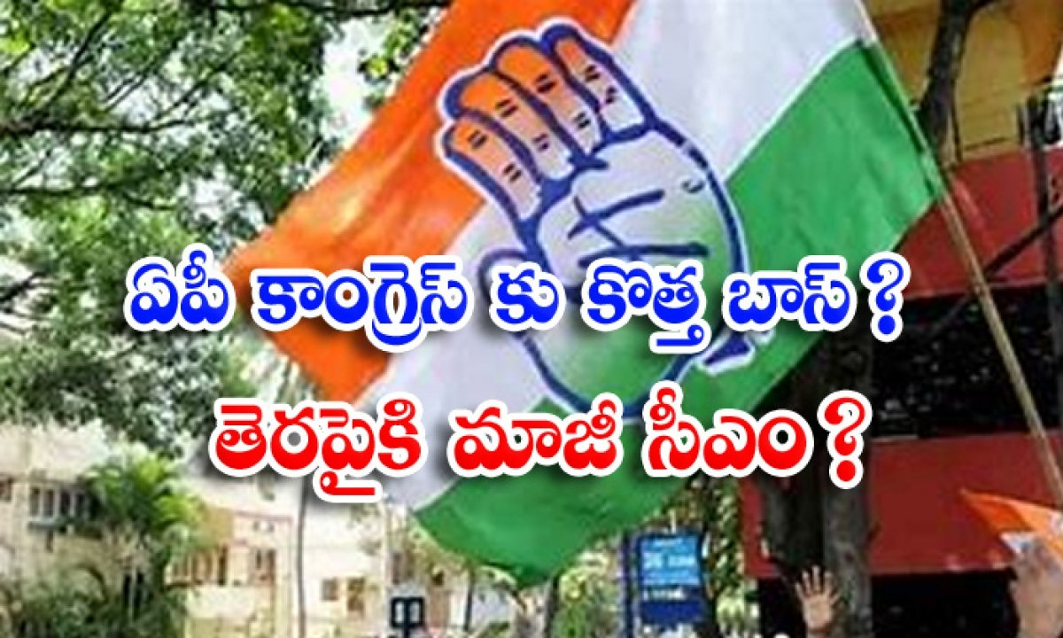 Nallari Kiran Kumar Reddy Congress Megastar Chiranjivi Umen-ఏపీ కాంగ్రెస్ కు కొత్త బాస్ తెరపైకి మాజీ సీఎం -Political-Telugu Tollywood Photo Image-TeluguStop.com